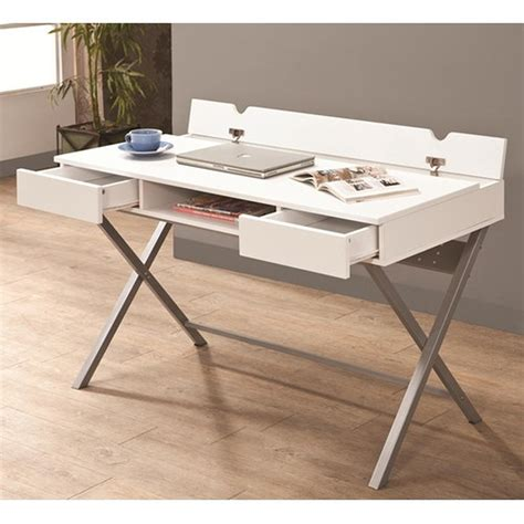 white metal desk steal a sofa furniture outlet los