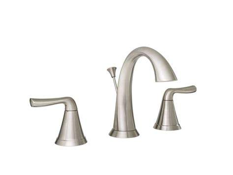 Mirabella Faucets by Faucet Mirwspr800bn In Brushed Nickel By Mirabelle