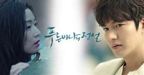 judul film lee min ho dan park shin ye download drama korea the legend of the blue sea subtitle