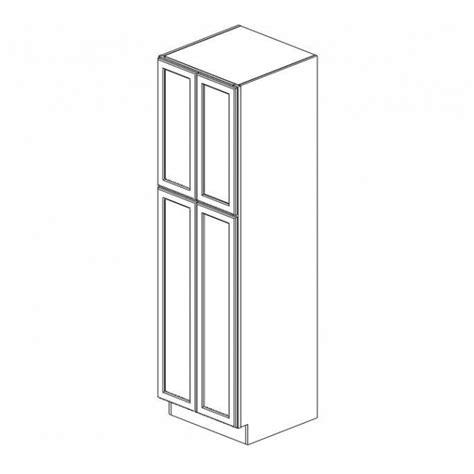 white shaker pantry cabinet wp2484b white shaker pantry cabinet kitchen cabinets