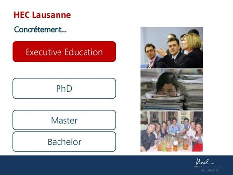 Hec Lausanne Mba Fees by Corporate Intelligence I Chappuis Partie3
