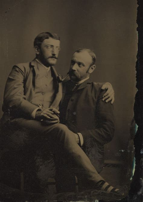 A Collection Of Rare Photos Features Men Of The Late 1800s