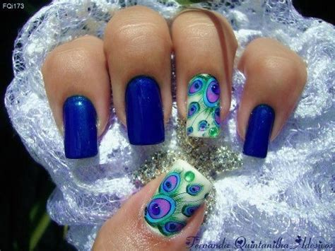 Nail 3d Peacock White 17 best images about cool nailpolish ideas on