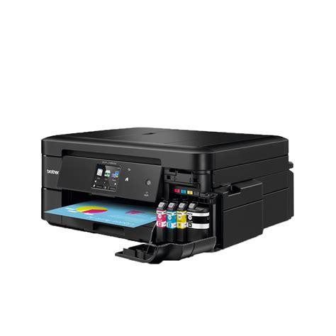 Printer Dcp dcp j785dw wireless a4 colour inkjet printer
