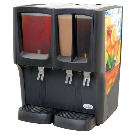gmcw c 3d 16 crathco g cool beverage dispenser 1 5 gal 2 2 4 gal