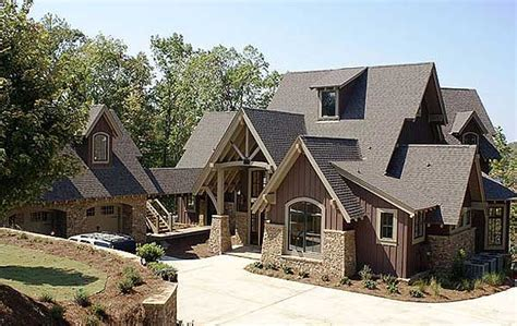rugged house houseplan 26802sf 5 000 sq ft on this rugged craftsman just sold to nathan in