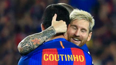 barcelona coutinho barcelona have already decided philippe coutinho s squad