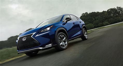 lexu usa success of lexus nx means possible inventory shortage in