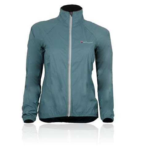 womens cycling jacket montane featherlite velo s cycling jacket