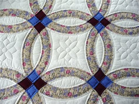 Handmade Wedding Ring Quilts For Sale - amish handmade and patchwork quilts for sale amish spirit