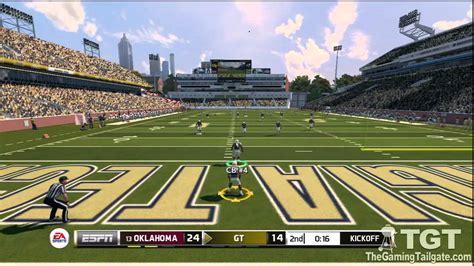 Gatech Search Ncaa Football 14 Release Oklahoma At Tech User Vs User