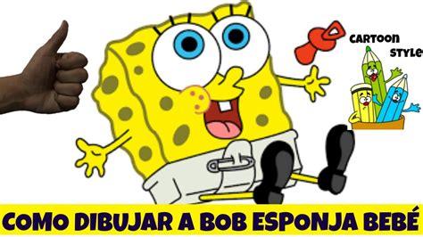 imagenes kawaii de bob esponja como dibujar a bob esponja beb 233 how to draw spongebob