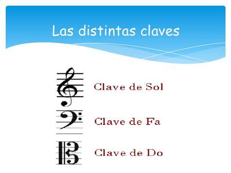 valores musicales