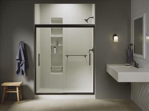 kohler walk in bath kohler walk in shower kohler bathroom remodeling
