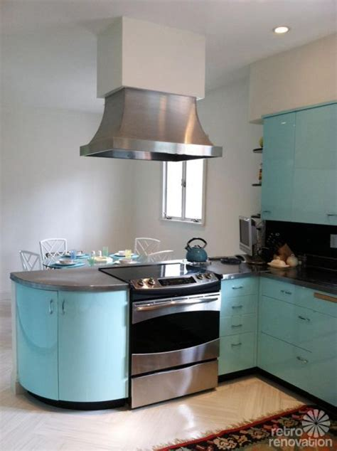 Metal Kitchen Cabinets Robert And Caroline S Mid Century | robert and caroline s mid century home with dreamy st