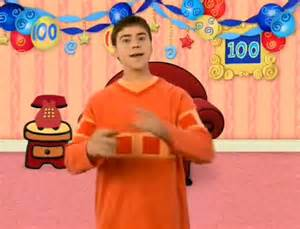 Pool Table Standard Size by Blue S Clues 5x08 100th Episode Celebration Dotsub