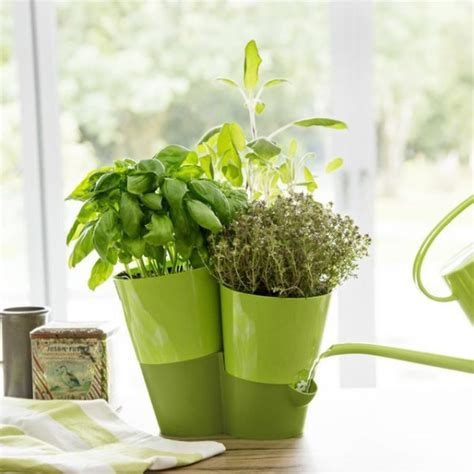 indoor herb pots 30 indoor herb pots and planters to add flavor to any home