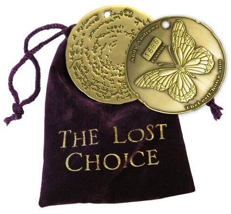 the lost choice the lost choice limited edition relic andy andrews