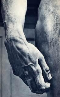 michelangelo david statue michelangelo s david hand detail regarde pinterest