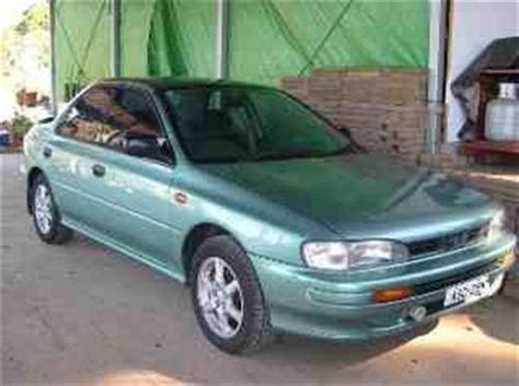 hayes car manuals 1995 subaru impreza security system 1995 used subaru impreza sedan car sales kurrajong heights nsw 7 000