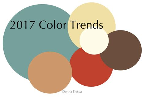 color trend 2017 2017 color trends we need to get back to nature