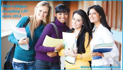 Best Mba In Usa 2014 by Mba Colleges Accepting Cat Score 2014 Cat Colleges In India