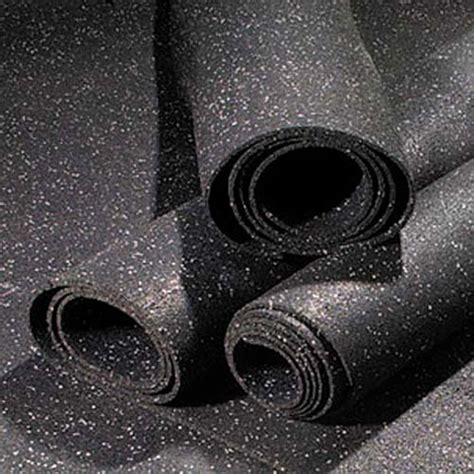 Rolled Rubber Flooring by Rubber Flooring Rolls 4x25 Ft 8 Mm Floors