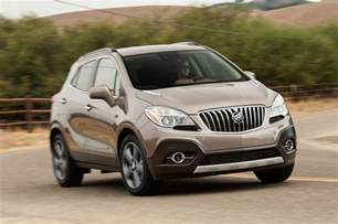 2014 Buick Encore Premium 2014 Buick Encore Premium Fwd Three Quarters In Motion