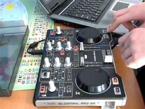 dj console mp3 e2 hercules dj mp3 e2