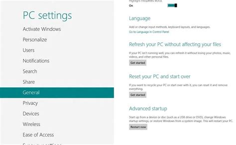 Boot Sleting how to access the boot menu and bios in windows 8