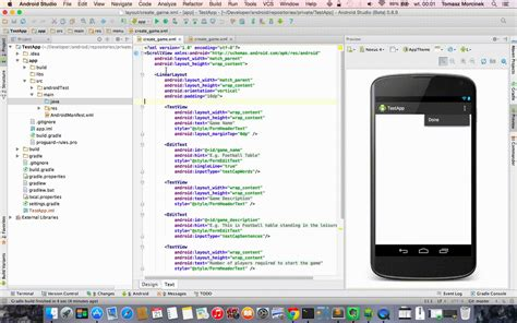 android quiz layout android code generator jetbrains plugin repository