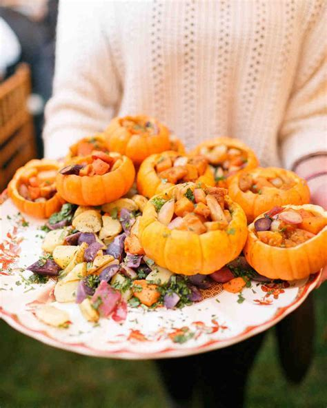 33 Pumpkin Ideas for Fall Weddings   Martha Stewart Weddings
