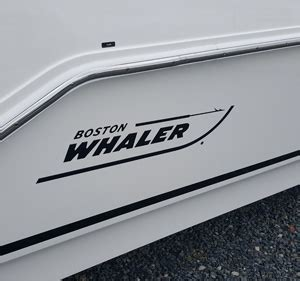 boston whaler boat lettering boston whaler drip mold decals nauset marine