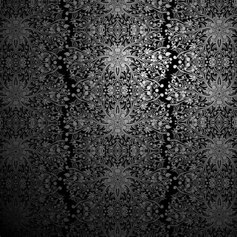 Batik Black Abstract wallpaper black and silver swirl abstract batik stock