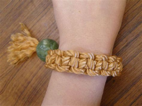 Macrame Finishing Knots - home dzine craft ideas how to make a macram 233 bracelet