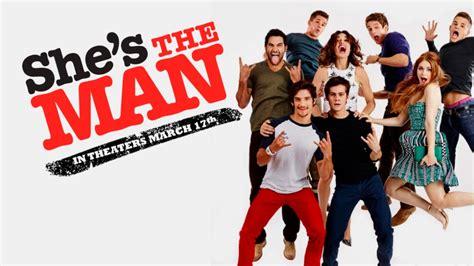 she she she s the man teen wolf style hd dylan o brien youtube
