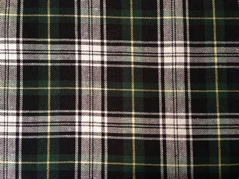 Kemeja Flannel Tartan Brown White cbell plaid symmetric flannel fabric by the yard f57