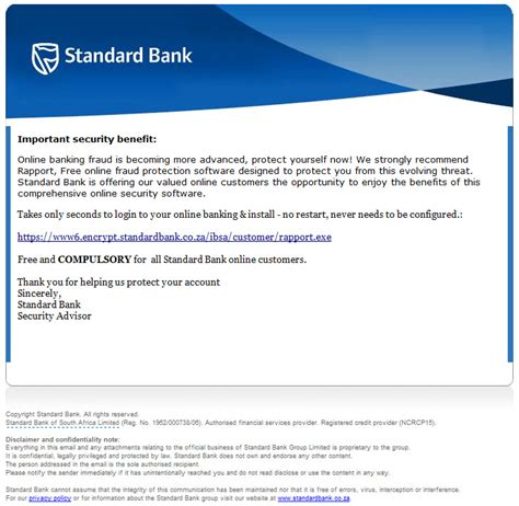 Standard Bank Letter Of Credit Department Top 4 South Banks Phishing Scams Weloveit Co Za