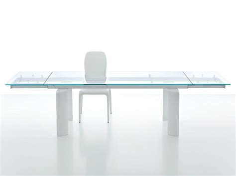 Dining Table With Extendable Glass Top Idfdesign Glass Top Extension Dining Tables
