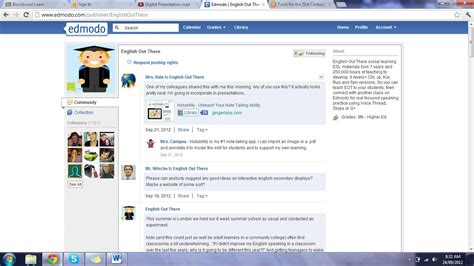 edmodo ödev yükleme the wonderful world of edmodo rjackson25