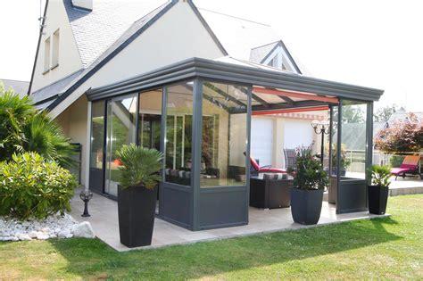 veranda toit 4 pans alu glass fabricant de v 233 randa et de menuiseries aluminium