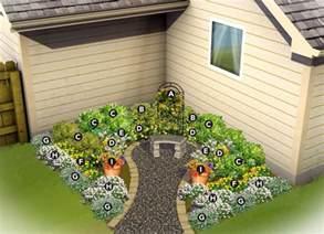 best 25 corner garden ideas on corner flower