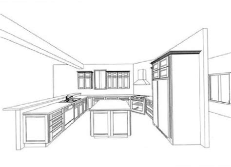 How To Design Your Own Kitchen Layout design your own kitchen cabinet layout home design ideas