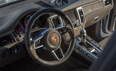 2017 porsche macan turbo interior 2015 porsche macan turbo cars exclusive videos and