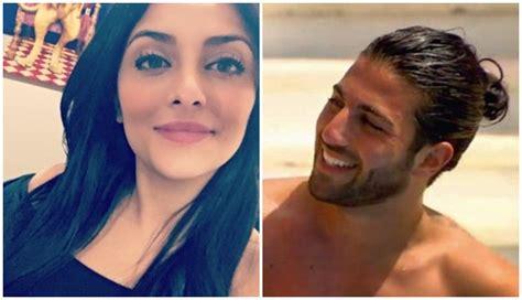Sabiya Syari lpdla 4 sabrina en avec zaven avant le tournage