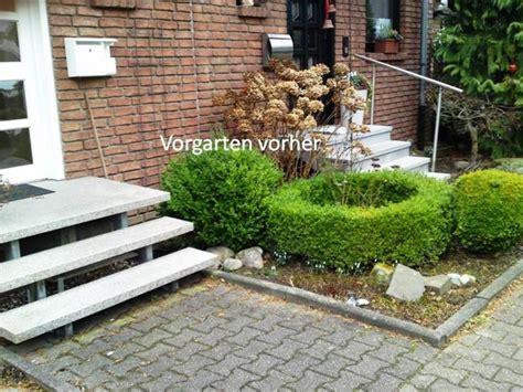 kleiner vorgarten reihenhaus gestalten