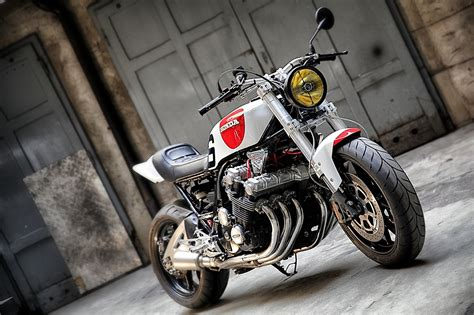 Motorrad Streetfighter Shop by Honda Cbx1000 Streetfighter By Tony S Bikebound
