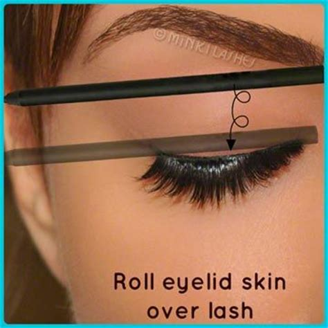 Do Couture Lashes Interest You by 17 Best Ideas About Applying False Lashes On