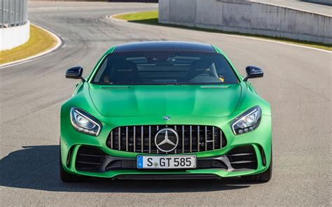 Wallpaper Mercedes AMG GT R, 2017 Cars, AMG, Mercedes Benz