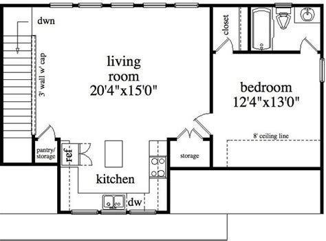 Garage Guest House Floor Plans by 17 Unique House Plans With Detached Guest House House